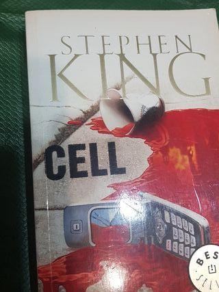 Libro de Stephen King. Cell