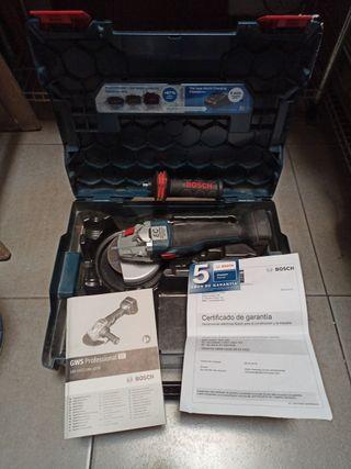 Radial Bosch Professional GWS 18V-10C