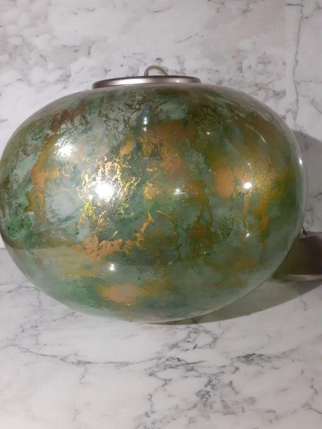 lampara de techo vintage