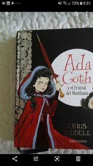 libro ADA GOTH