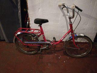 bicicleta derbi rabasa llanta 16