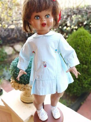 muñeca Guendalina años 60