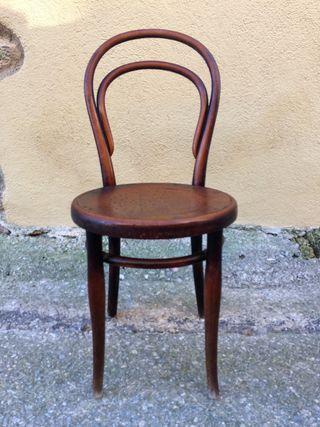 Sillón silla Thonet vintage diseño 4