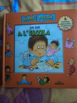libro puzzles.
