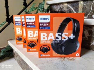 LIQUIDACIO!! Auriculares Philips BASS+