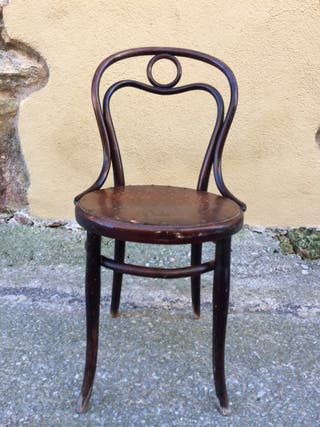 Sillón silla Thonet vintage diseño 3