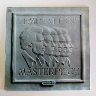 Vinilo The Temptations - Masterpiece