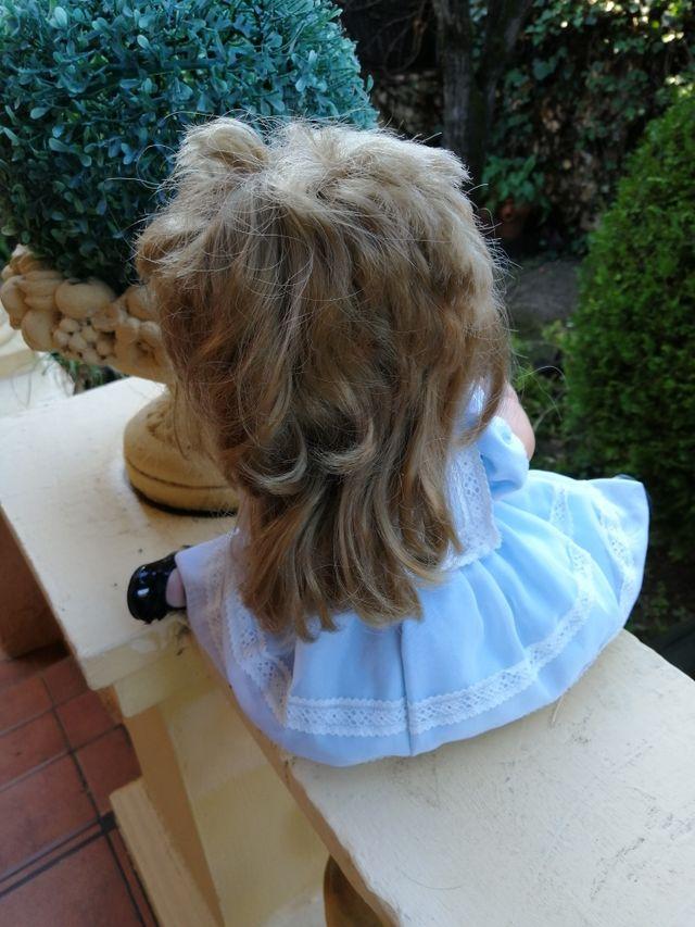 muñeca Regina de florido guapisima