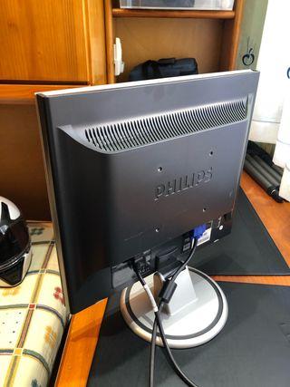 "Monitor Philips 17"" pulgadas"