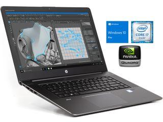 ZBook 15 G3 i7-6820HQ 16GB RAM 256GB SSD QUADRO