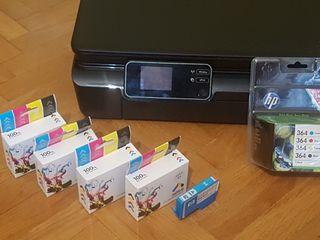 Impresora Photosmart 5510 all in one, en color
