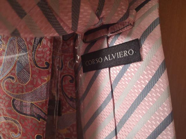 Corbatas seda italiana a estrenar