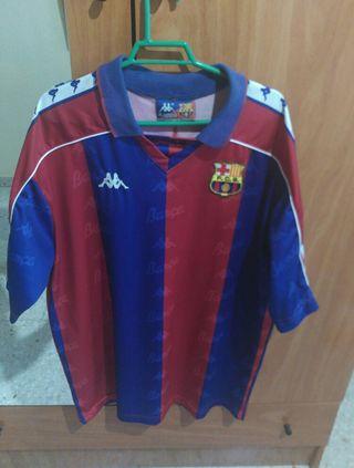 Camiseta Kappa Barcelona