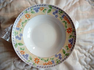 Platos de porcelana Italianos