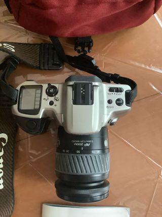 Camara analogica Minolta Dynax 500 si
