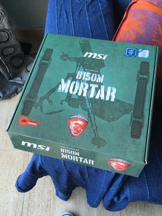 Placa Intel MSI MORTAR B150M