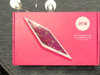 Tablet SPC flow 7 Rosa