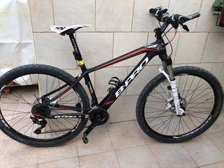 Bicicleta MTB 29 pulgadas carbono