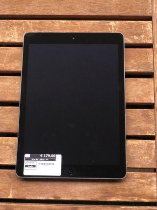 iPad Air 1 - 16Gb - 4G - Negro