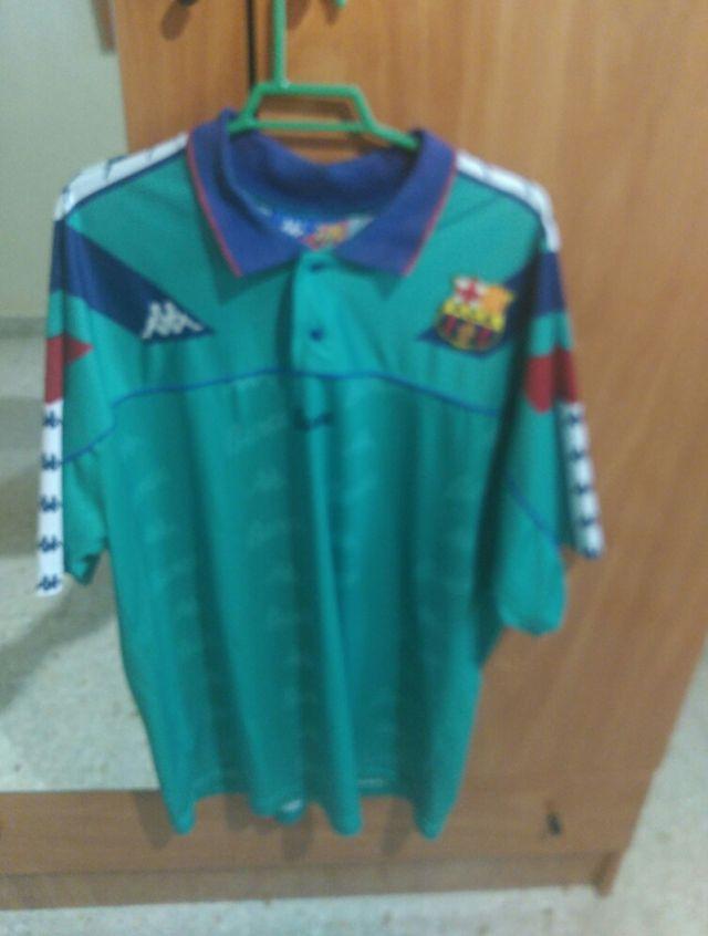 Camiseta original Kappa Barcelona