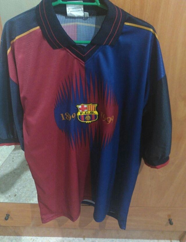 Camiseta centenario Barcelona