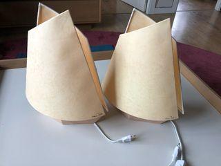 Lámparas de mesilla de diseño