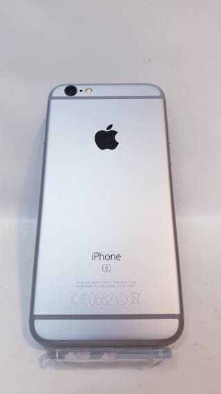 IPHONE 6S 128GB plata impecable