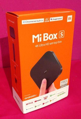 SMART TV XIAOMI MI BOX S 4K
