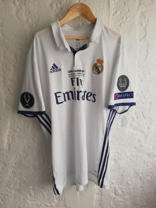 Camiseta Real Madrid 2016 2017 - Sergio Ramos