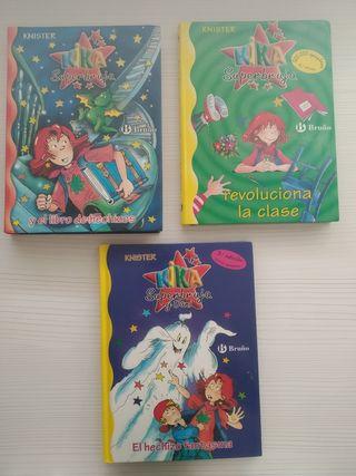 Libros de Kika Superbruja
