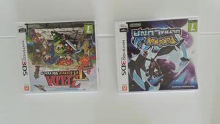 Juegos new Nintendo 2ds xl