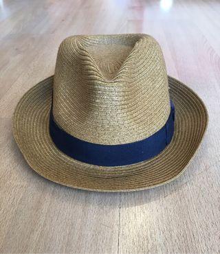 Sombrero Zara talla M Unisex Paja