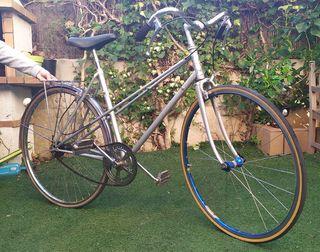 Bicicleta Derbi Rabasa paseo