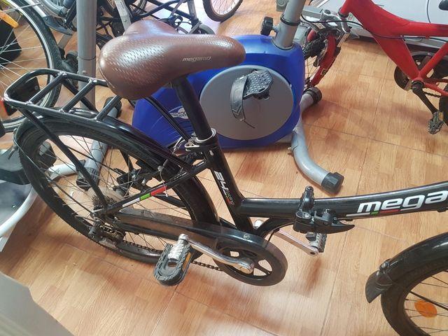 bicicleta plegable megamo Maxi 24