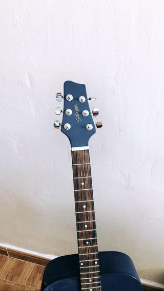 Guitarra acústica Stagg!