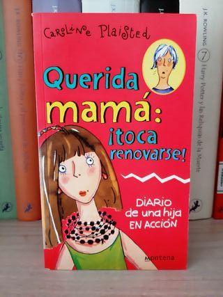 """Libro: """"Querida mamá: ¡toca renovarse!"""