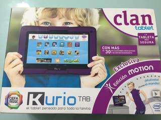 Tablet Clan Kurio Motion