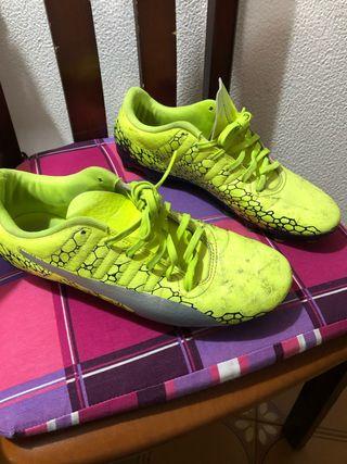 Botas de fútbol puma talla 42