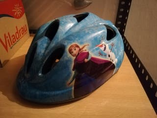 Casco Bicicleta Frozen