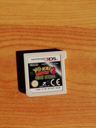 juego de Nintendo 2ds