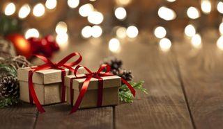 regalo árbol de navidad