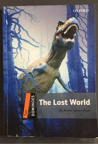 THE LOST WORLD 978-0-19-424880-8