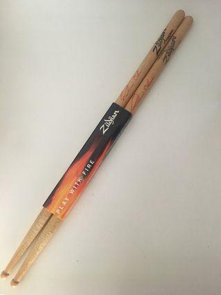 Sticks baquetas Zildjian