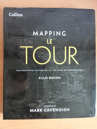 "Libro ""Mapping le Tour"""