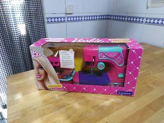 Máquina de coser de juguete barbie con acessorios