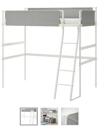 Litera individuaL 90x200 cm VITVAL IKEA