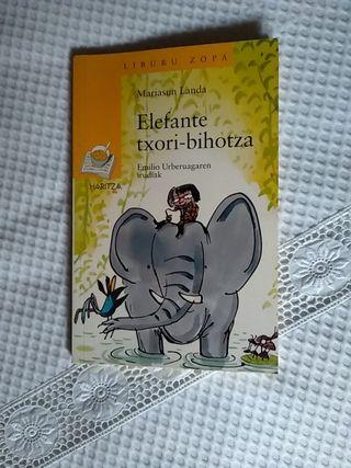 Elefante txori bihotza