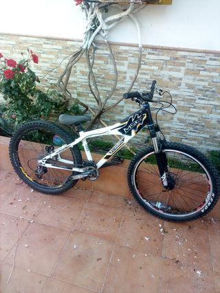 Bicicleta Dirt/Descenso