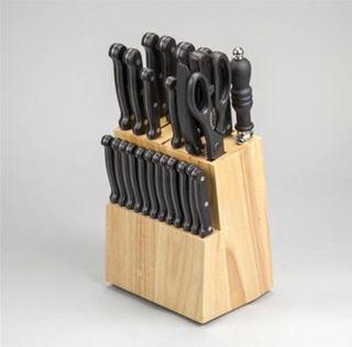 ¡A ESTRENAR! Set completo cuchillos 24 piezas