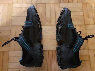 Zapatillas Decathlon spinning. Nuevas